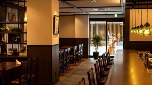 ビュッフェ形式レストランでの食事配膳と簡単な調理スタッフ  ・8月中旬勤務開始の画像3