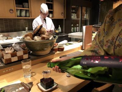 和食店のホールスタッフの画像4