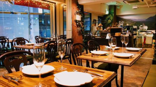 [アルバイト]飲食店のキッチンスタッフ 〜ホールサービススタッフ募集中〜 こだわりワインとふわふわ生ハムのお店の画像4