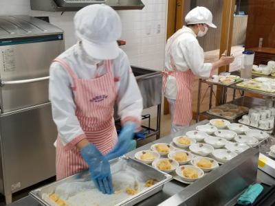 [社]実務未経験者も歓迎!小学校給食の調理師・栄養士の画像1