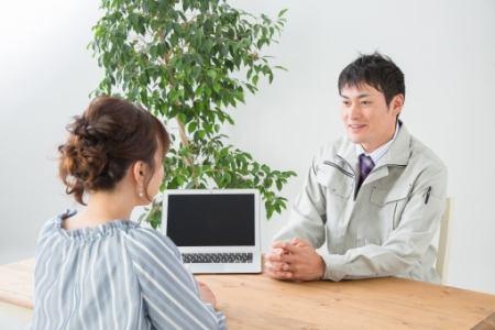 [正社員]営業/企画営業(法人対象) リフォーム営業・提案・企画