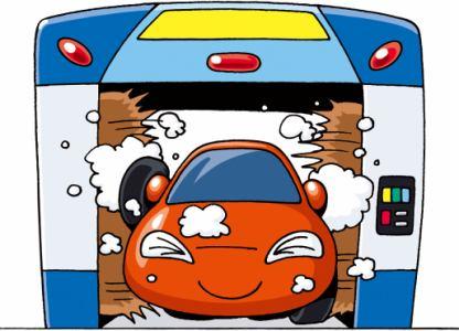[派] カンタン★機械を使って洗車&吹き上げ等>>>普通免許OK!/fodrjop-269の画像1