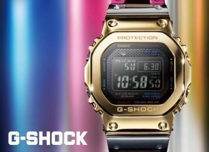 [契]「G-SHOCK等」カシオ時計の販売スタッフの画像2