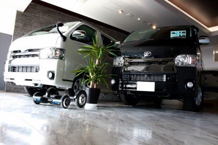 [正社員]洗車スタッフ [社]<連休有>   洗車 内装仕上げ カークリーニング 自動車の画像2