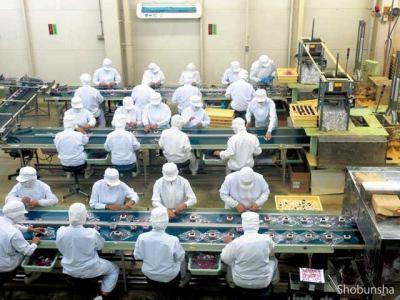 [正社員]食品製造/販売スタッフ 【製造職】未経験歓迎/シェアトップクラス和菓子メーカー/未経験◎/社宅有/アルバイト経験のみも可AG114
