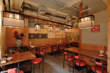 韓国料理店ホールスタッフの画像4