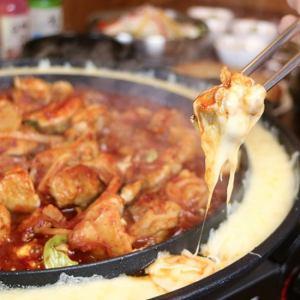 韓国料理店ホールスタッフの画像1