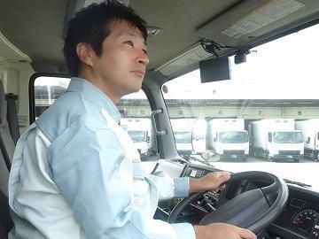 [派]<運転するだけ!!>大型トラックドライバー/mddrjopの画像1