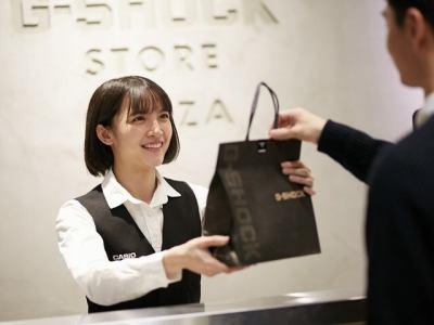 [A]短期◆G-SHOCKなどカシオ時計の販売