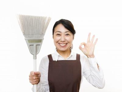[A][P]カンタン清掃 シニア応援 1日1時間だけの画像1