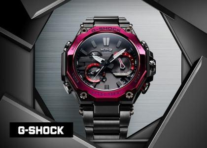 [契]「G-SHOCK等」カシオ時計の販売スタッフ