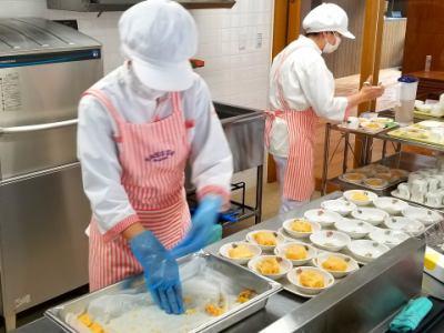 [社]実務未経験ok!給食の調理スタッフ(調理師・栄養士)