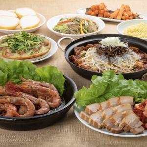 韓国料理店ホールスタッフの画像5