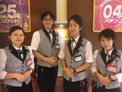 パチンコ店スタッフ・カウンタースタッフ・幹部候補生の画像2