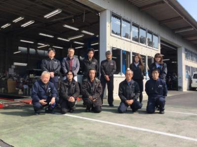 [社]年齢・学歴不問◎経験者歓迎◆自動車整備士(3級)