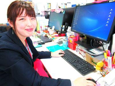 【アルバイト・パート】賃貸業務の事務Staff☆未経験OK!の画像1