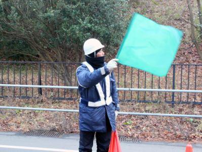 [アルバイト]警備員/監視員 工事現場での交通誘導等を担う【警備スタッフ】の画像1